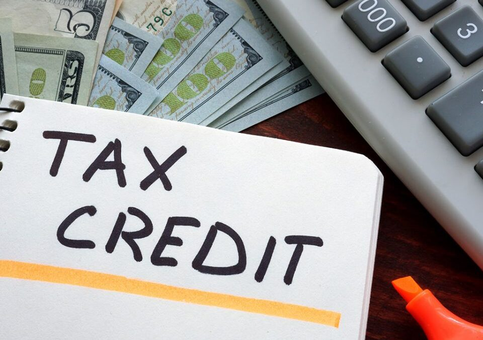 Zero Money Down, Tax Credit