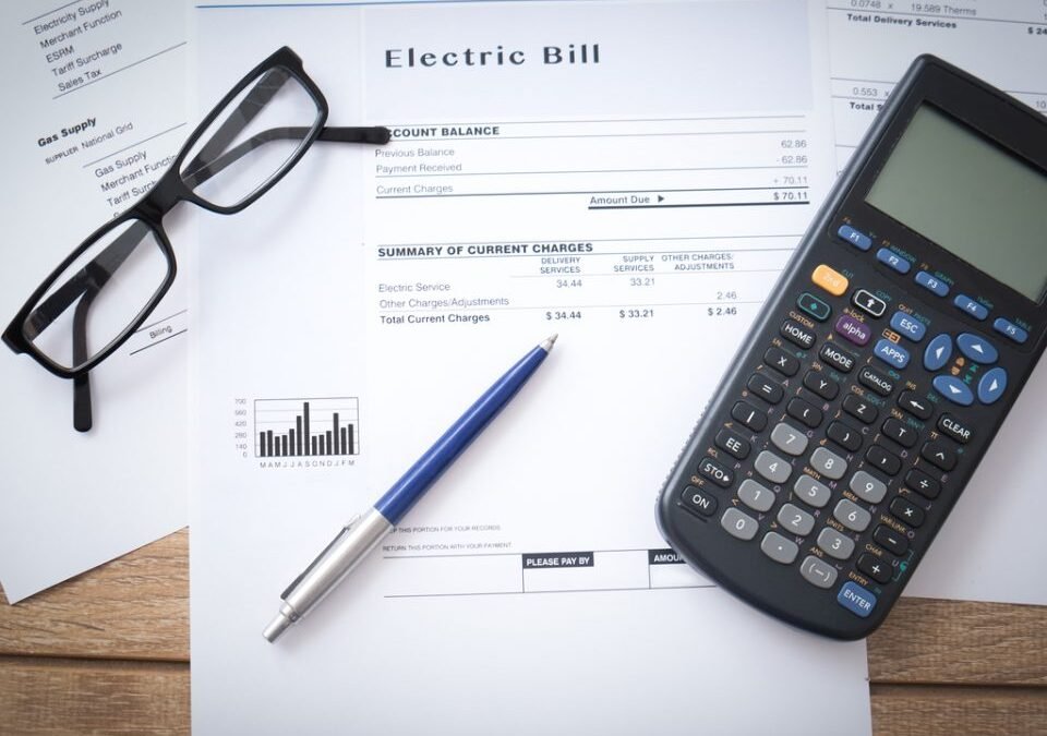 Take Charge Of Your Energy Bills With A Few Simple Steps